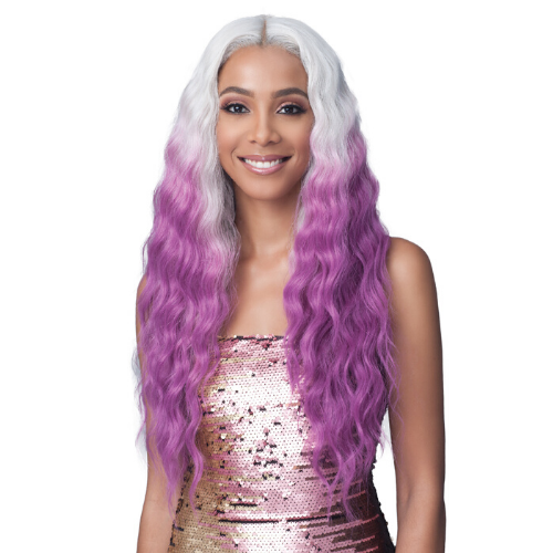 "Everly - MLF411 - 13"" X 4"" Extended Lace Frontal Glueless Pre Plucked Wig by Bobbi Boss"