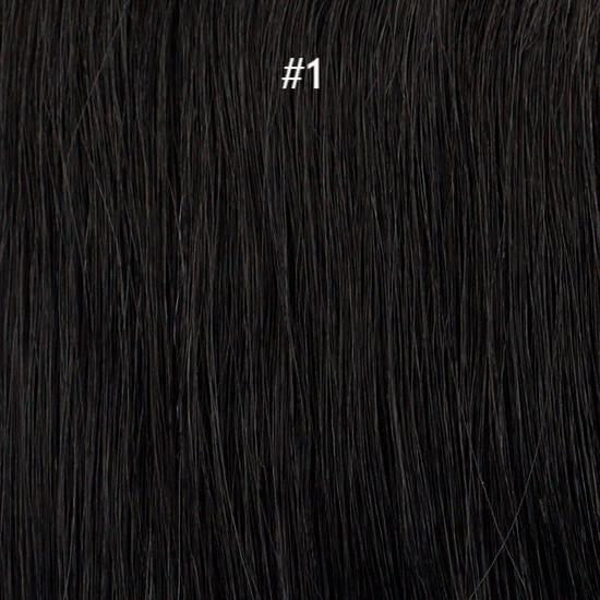 "'FRENCH KISS' I-TIP 18"" 100% REMY HUMAN HAIR EXTENSION-STRAIGHT"