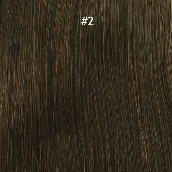 "'FRENCH KISS' I-TIP 18"" and 22"" 100% REMY HUMAN HAIR EXTENSION-STRAIGHT"
