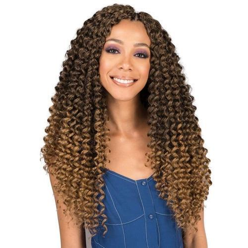 "Brazilian Deep Twist 18"" Crochet Braiding Hair by Bobbi Boss - Waba Hair and Beauty Supply"