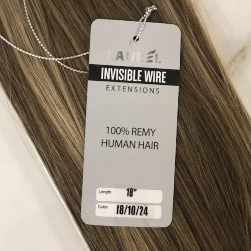 3 Clip 18 Halo Flip In Extensions Clips 100 Remy Human Hair By