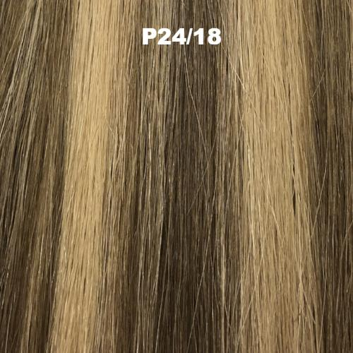 "Adhesive Skin Weft Tape In Extensions 100% Remy Human Hair 18"" By Laurel - Waba Hair and Beauty Supply"