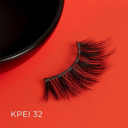 I Envy - KPEI32 - 3D Collection Extreme 3D Lashes By Kiss - Waba Hair and Beauty Supply