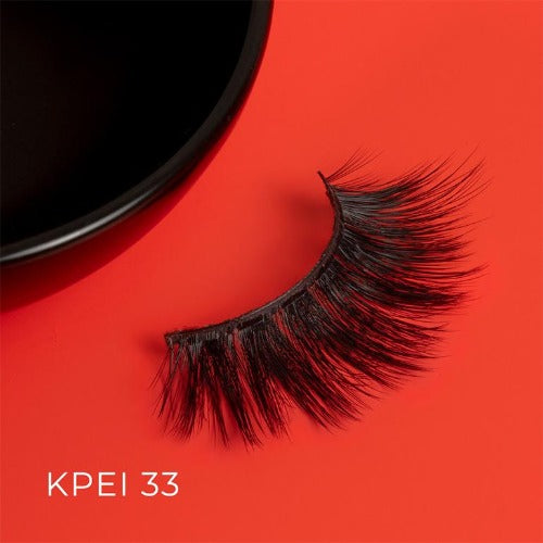 I Envy - KPEI33 - 3D Collection Extreme 3D Lashes By Kiss - Waba Hair and Beauty Supply