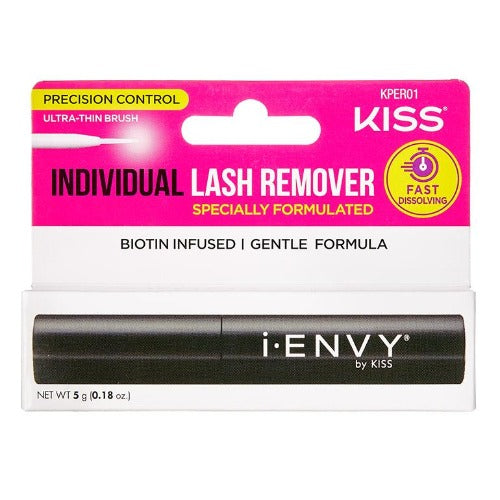 Individual Eyelash Adhesive Remover By Kiss - Waba Hair and Beauty Supply