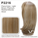 "PB 183 V - 18"" Pocket Bun Ponytail- Drawstring Hair Extension By Vivica A. Fox - Waba Hair and Beauty Supply"