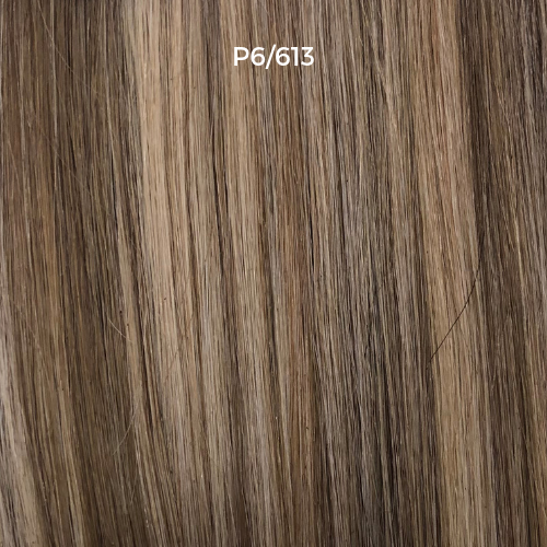"22"" 7 Piece Clip-In 100% Remi Human Hair 180 grams by Eve Hair - Waba Hair and Beauty Supply"