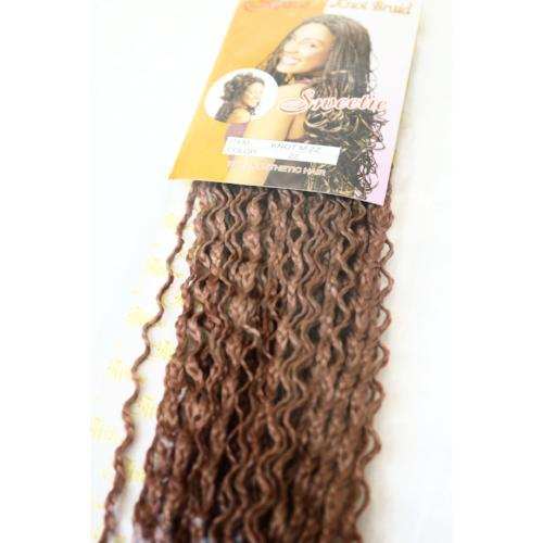 Knot M ZZ Synthetic Crochet Braid Hair By Jazz Wave - Waba Hair and Beauty Supply