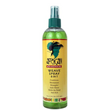African Essence 6 in 1 Weave Hair Care Spray for Human & Synthetic Hair 12oz - Waba Hair and Beauty Supply