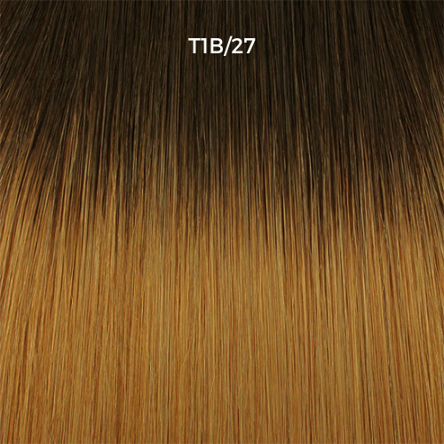 Miss Origin Tina Wig Short - MOG006S - Premier Human Hair Blend Essential Wig by Bobbi Boss
