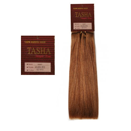"Tasha Silky Straight 18""-22"" Long 100% Human Hair Extensions By La Nova"