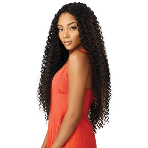"Passion Crush Twist 24"" Synthetic X-Pression Crochet Braiding Hair by Outre - Waba Hair and Beauty Supply"