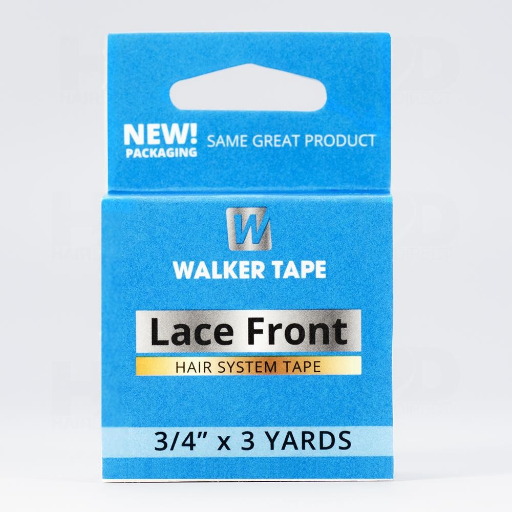Walker Tape Hair System Lace Front Tape Adhesive For Wigs 3 Yard