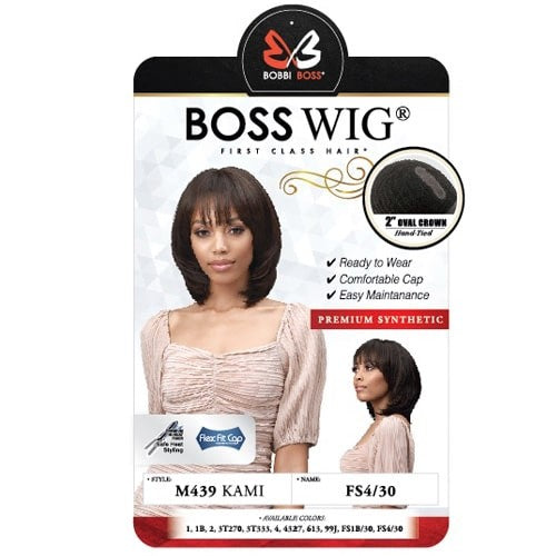 Kami - M439 - Premium Synthetic Wig by Bobbi Boss