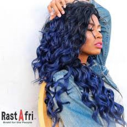 Kanekalon and Toyokalon Kingston Curl Crochet Braid Hair by RastAfri - Waba Hair and Beauty Supply