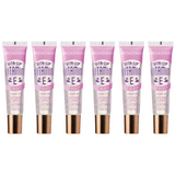 [6 PIECE] SET of Vitamin E Broadway Vita-Lip Clear Lip Gloss 0.47oz/14ml by Kiss
