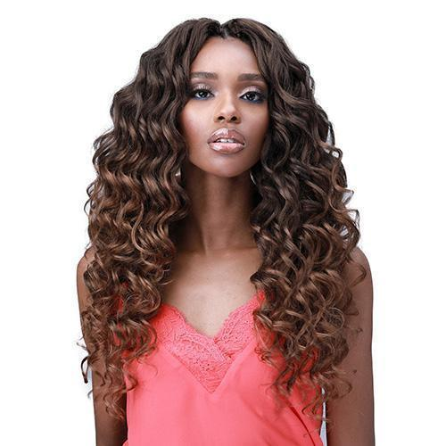 "Brazilian 3x Ocean Wave 14""16""18"" Crochet Braiding Hair by Bobbi Boss - Waba Hair and Beauty Supply"