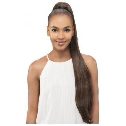 "PB 181 - 31"" Pocket Bun Ponytail- Drawstring Hair Extension By Vivica A. Fox - Waba Hair and Beauty Supply"