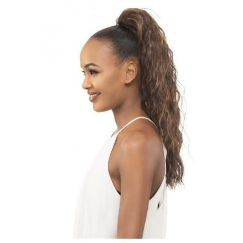 Pb Olivia - Pocket Bun Ponytail- Drawstring Hair Extension By Vivica A. Fox - Waba Hair and Beauty Supply