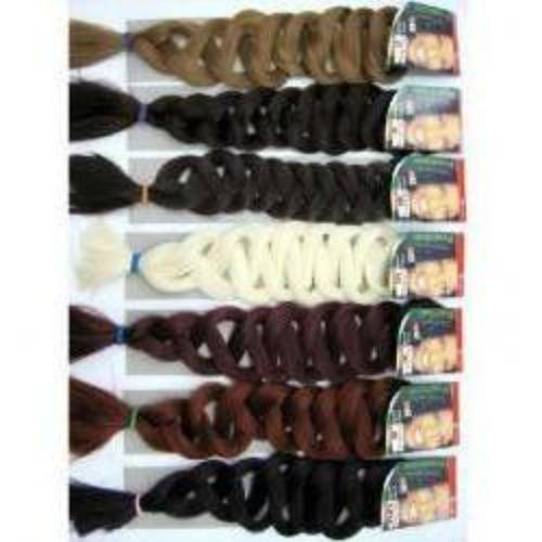 'Expression Braid' 100% Kanekalon Braid by Sensationnel - Waba Hair and Beauty Supply