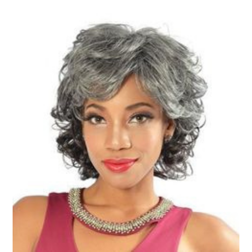 Margie Fashion Source Synthetic Full Wig By Golden State Imports