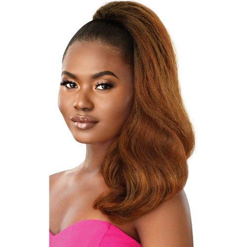 "18"" Pretty Quick Neesha Body Wave Ponytail by Outre"