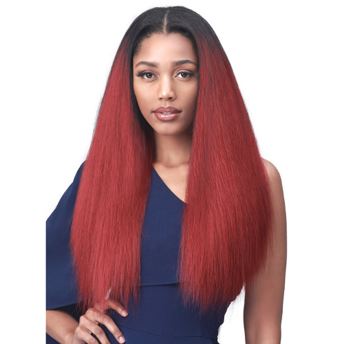"20"" Miss Origin Clip On 7 Piece Kinky Perm Synthetic Hair Extensions By Bobbi Boss"
