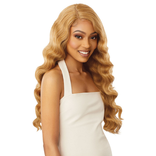 Isla Heat Resistant Swiss Lace Front Wig by Outre