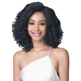 Angie - MLF408 - Lace Front Curlify Premium Synthetic Wig by Bobbi Boss
