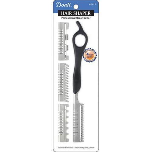 Straight Handle Hair Shaper - 5113 - by Annie