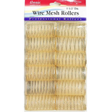 12 Count Wire Mesh Rollers - 1025 - by Annie