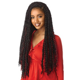 "24"" X-Pression Twisted Up Passion Bohemian Curl Crochet Braiding Hair by Outre"