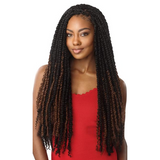 "20"" X-Pression Twisted Up Passion Water Wave Crochet Braiding Hair by Outre"