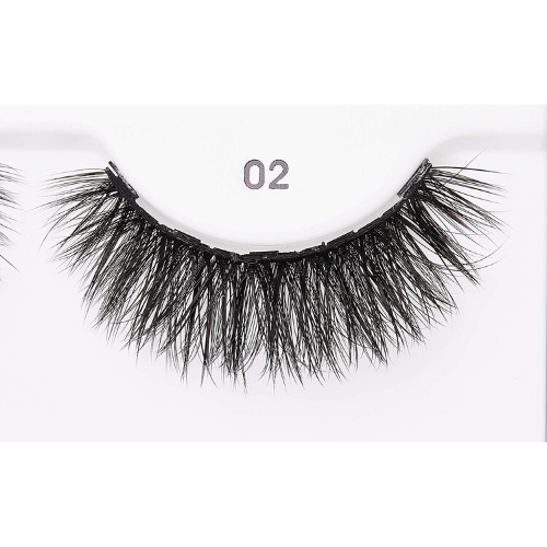 I Envy - KPML03 - Magnetic Eyelash Lashes By Kiss - Waba Hair and Beauty Supply