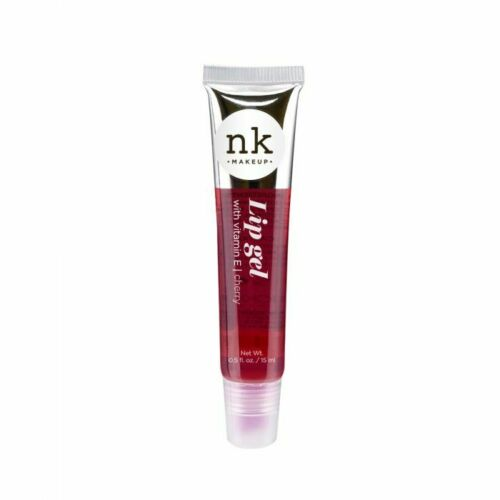 [ 3 & 6 Pack ] Lip Gel Gloss Cherry By NICKA K New York - Waba Hair and Beauty Supply