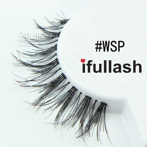 Wsp Wispy Ifullash False Eyelashes Extensions Lashes (6 Pairs) - Waba Hair and Beauty Supply