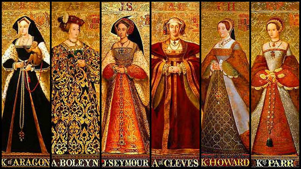 Coming Soon: The Six Wives of Henry VIII