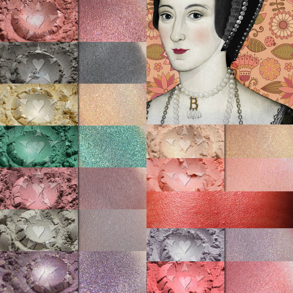 The Anne Boleyn collection- Part II of the Six Wives of Henry VIII series, will be here soon!