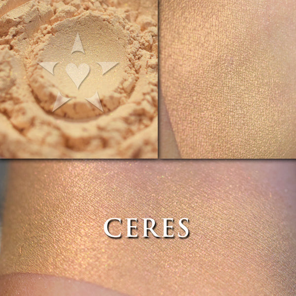 September's Goddess is CERES- multipurpose highlighter