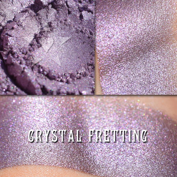 December Gift with Purchase Eyeshadow: Crystal Fretting
