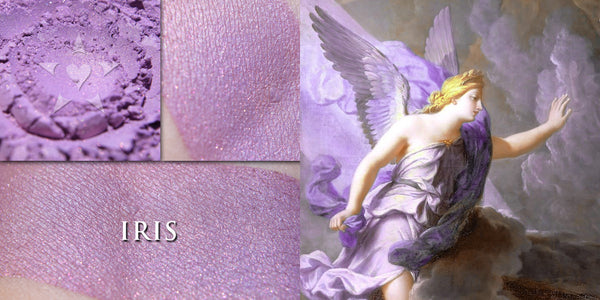 June's Goddess is IRIS, Greek Goddess of the rainbow