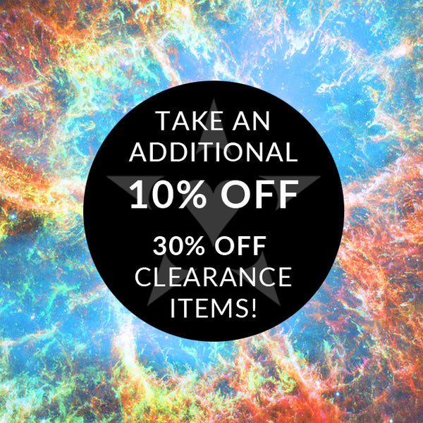 (OFFER ENDED) Take an additional 10% OFF the 30% OFF Clearance section- Get your coupon code!