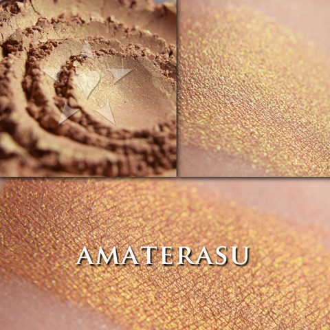 AMANITA MUSCARIA- eyeshadow