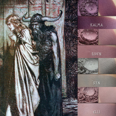Matte Quad : The Norns