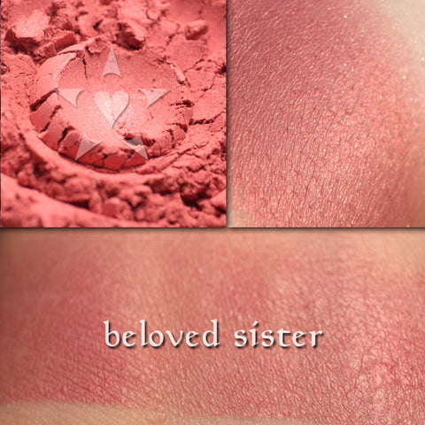 BELOVED SISTER - ROUGE