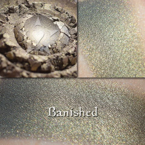 DINOFLAGELLATE - EYESHADOW