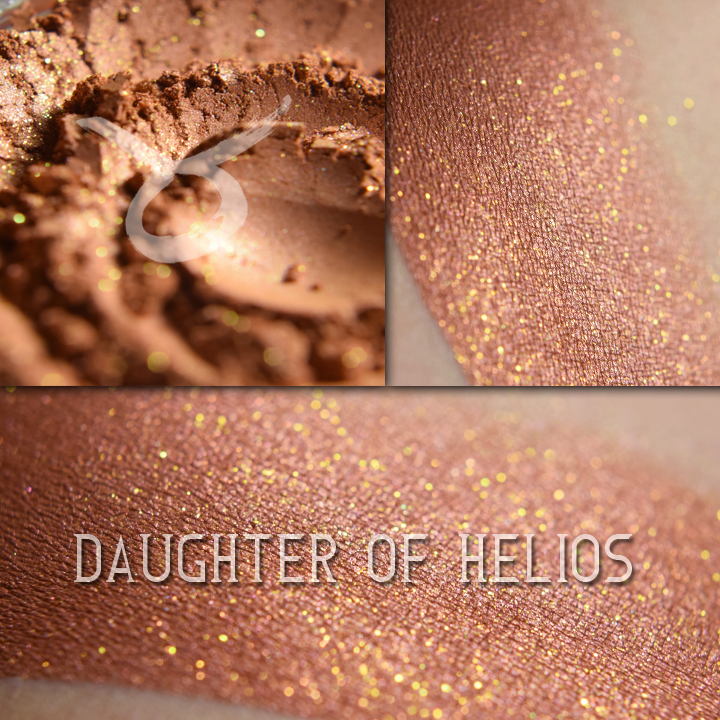 DAUGHTER OF HELIOS