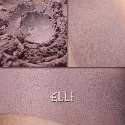 4 - Matte Saga Four: Eyeshadow Sets
