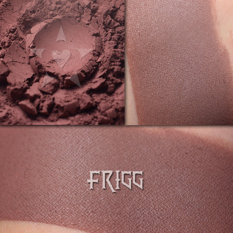 ASKEFREUR - Matte Eyeshadow
