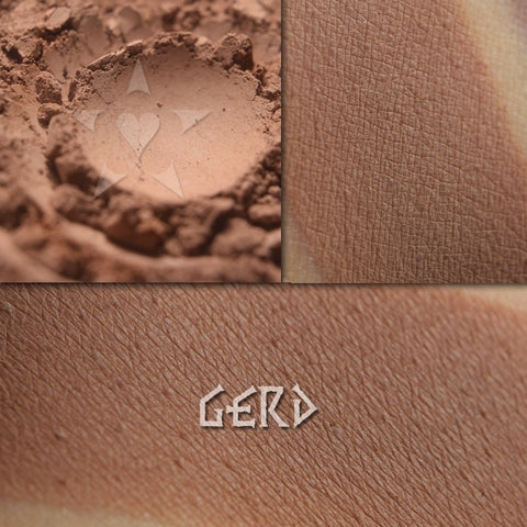 MODIR - Matte Eyeshadow